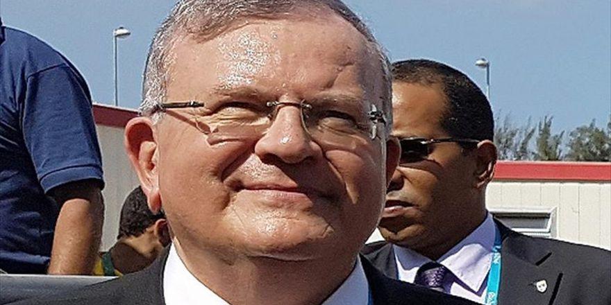 Brezilya'da Yunan Büyükelçinin Cesedinin Bulunmasına İlişkin Açıklama