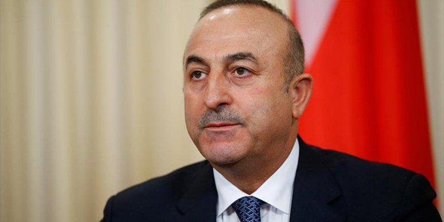 Mevlüt Çavuşoğlu 'Terörün Hedefi Birliğimizdir'