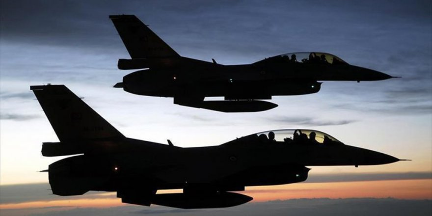 Tsk Deaş Hedeflerini Vurdu: 34 Terörist Etkisiz Hale Getirildi