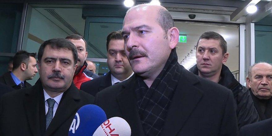 Süleyman Soylu '39 İnsanımız Hayatını Kaybetti'