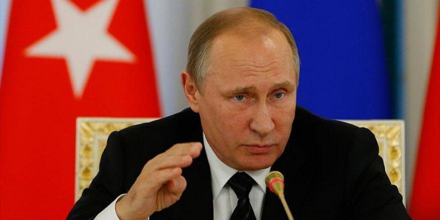 Putin'den İstanbul Açıklaması