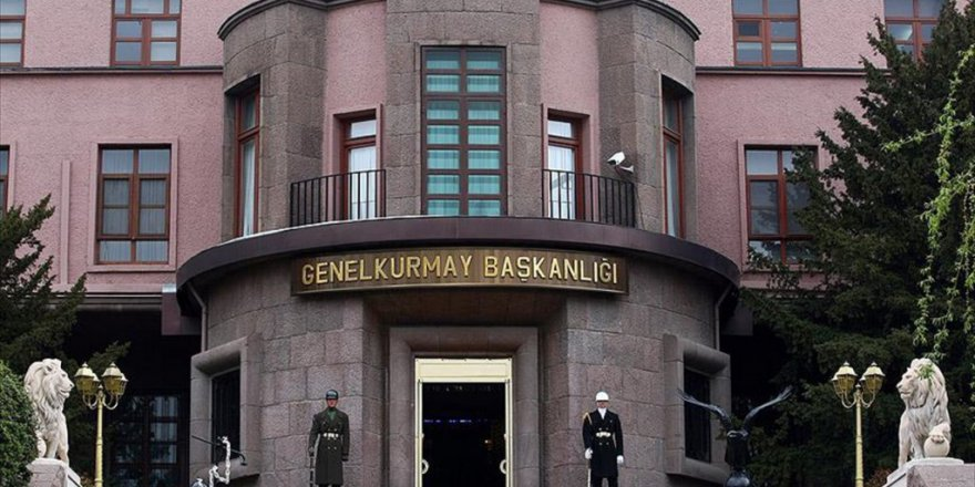 Genelkurmay'dan İstanbul Açıklaması!