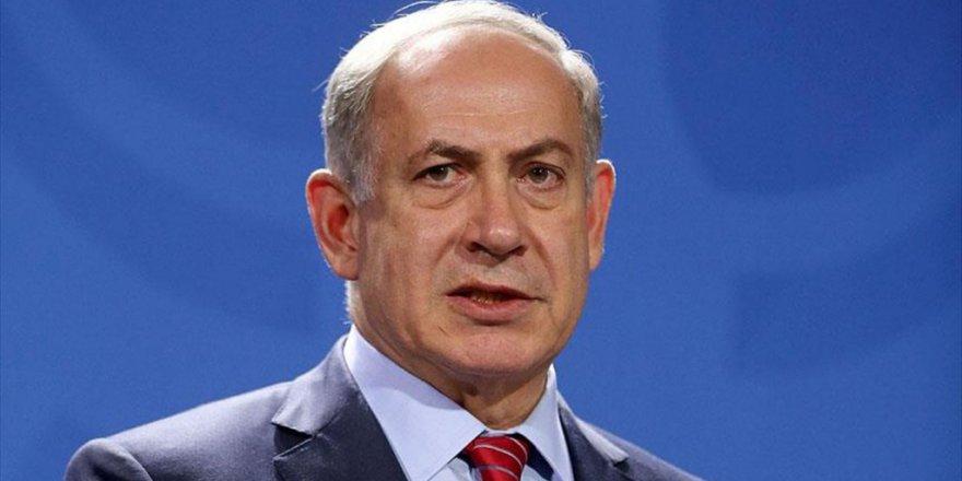 Netanyahu'dan Yolsuzluk soruşturması ifadesi