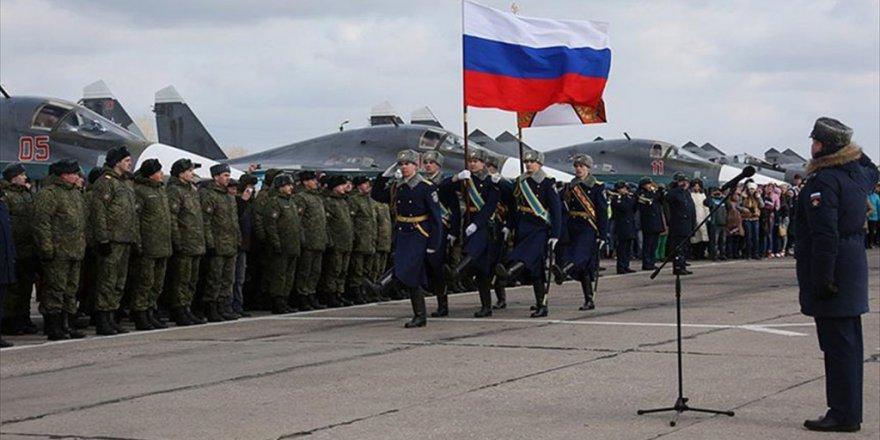 Rusya'dan Kritik Suriye kararı! Askeri Güçlerini azaltıyor