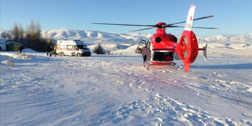 Ambulans Helikopter bugüne dek 2 Bin Hayat Kurtardı