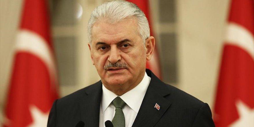 Başbakan Yıldırım Irak'ta temaslarda bulunuyor