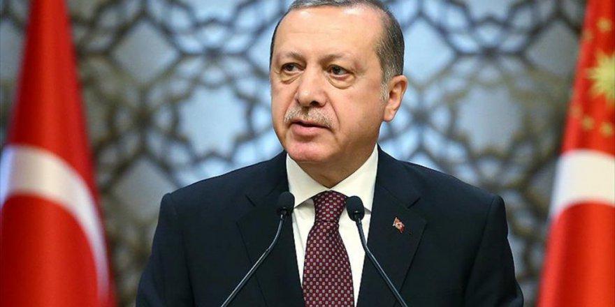 Cumhurbaşkanı Erdoğan birinci inönü zaferini kutladı