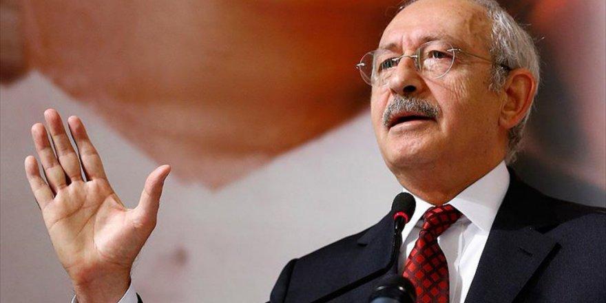 CHP liderinden Yeni Kapı vurgusu