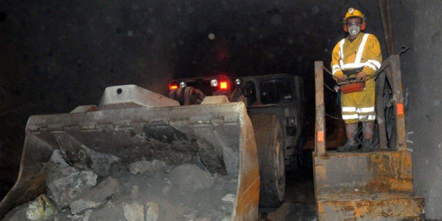 Türkiye'nin en büyük metal madeni kapanıyor