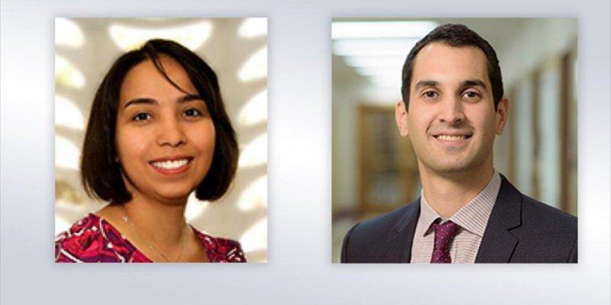 ABD Başkanı Obama'dan İki Türk Bilim İnsanına Ödül