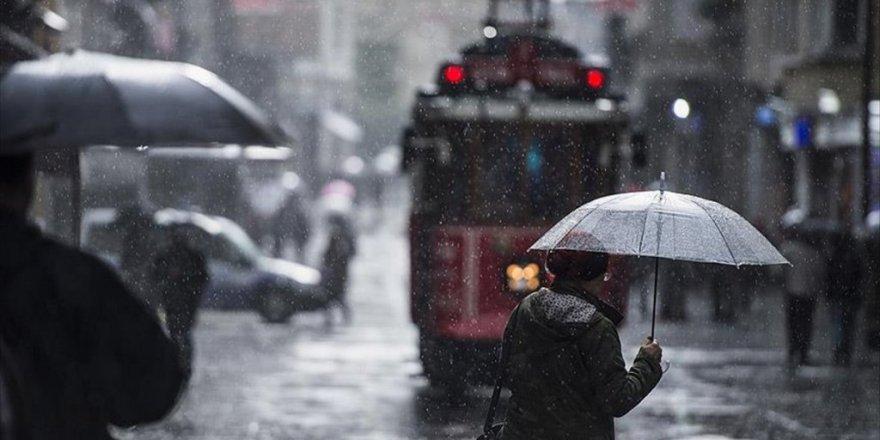 İstanbul İçin Hava durumu ! Yağış var mı?