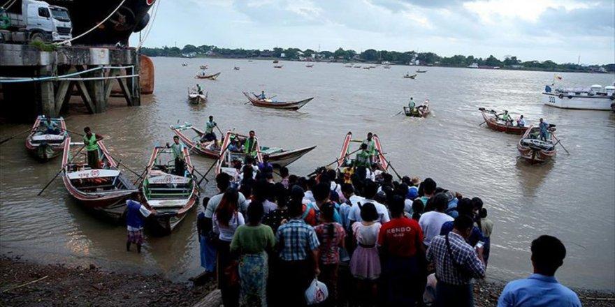 Myanmar'da halk çatışmalardan tedirgin
