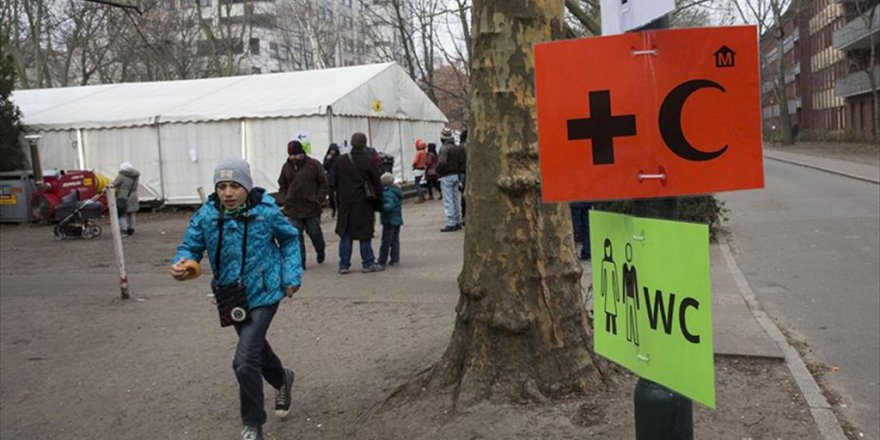 Almanya Mülteciler için ayırdığı rakam şok etti