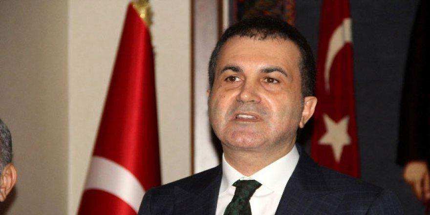 """AB Bakanı ve Başmüzakereci Ömer Çelik: """"Soğukkanlılıkla Takip Ediyoruz"""""""