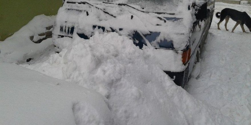 Tekirdağ'da Kar Altında Yakalanan Kapkaççı Tutuklandı