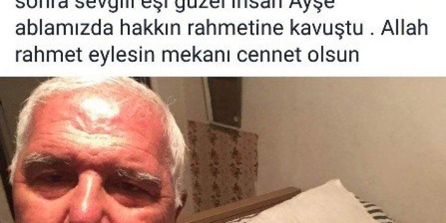 KKTC İskele Eski Belediye Başkanı Orun'dan Skandal Paylaşım