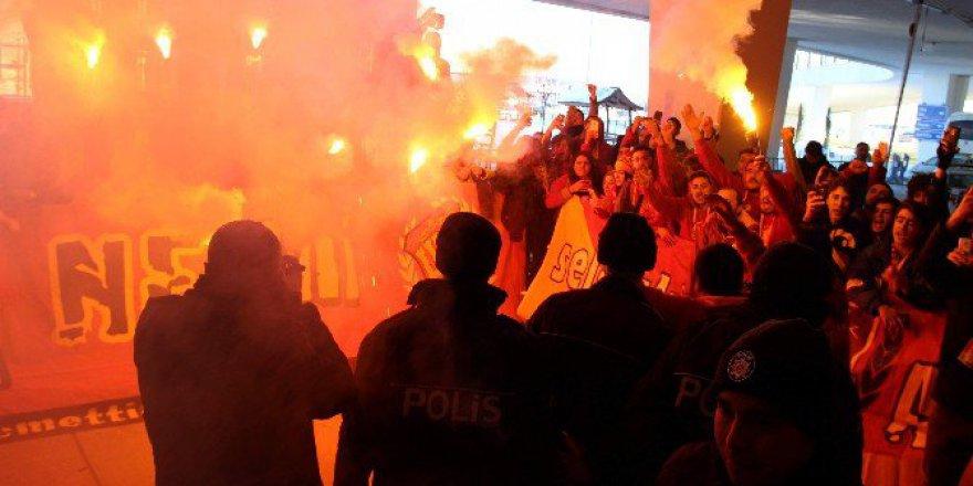 Galatasaray, Konyaspor Karşılaşması İçin Konya'da