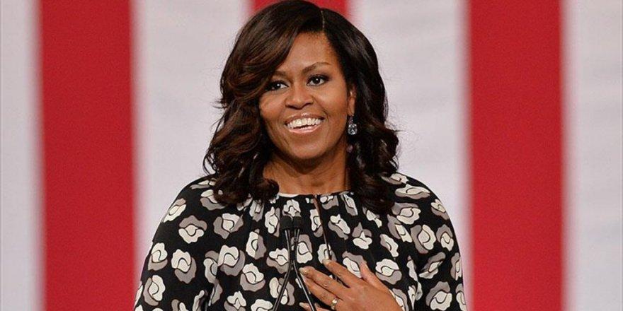Caz Sanatçısı Stevie Wonder'dan Michelle Obama'ya Büyük Jest