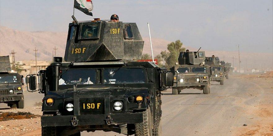 Musul'un Kuzeyindeki Telkeyf kasabasında dev operasyon başlatıldı