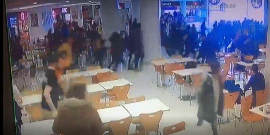 Bursa'da Bir Alışveriş Merkezinde Patlama Paniği