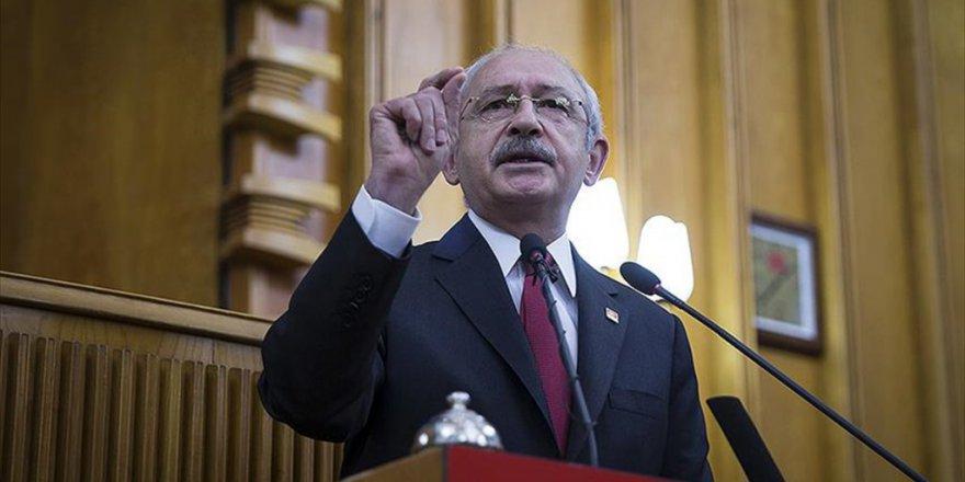 Chp Genel Başkanı Kılıçdaroğlu: Bu bir ihanettir