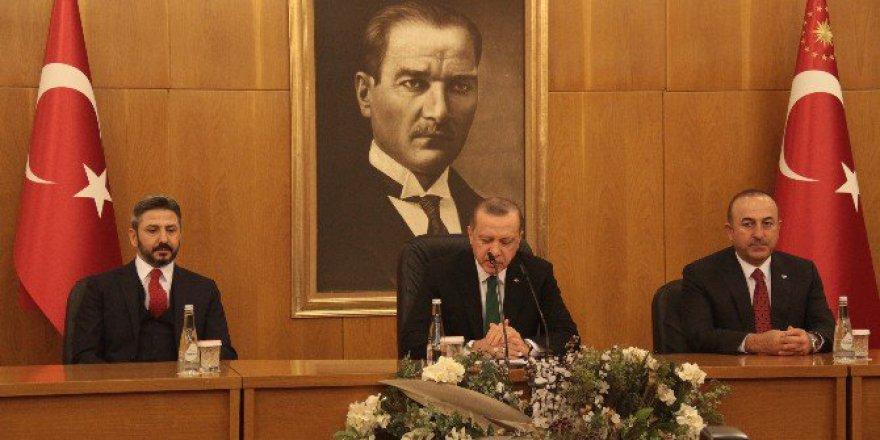 FETÖ'ye Afrika darbesi! Erdoğan açıkladı