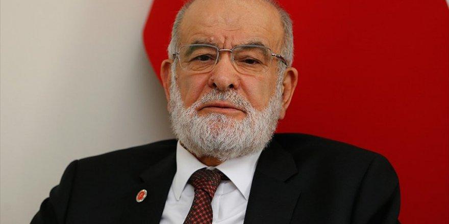 Saadet Partisi Lideri : Başkanlığa karşı değiliz