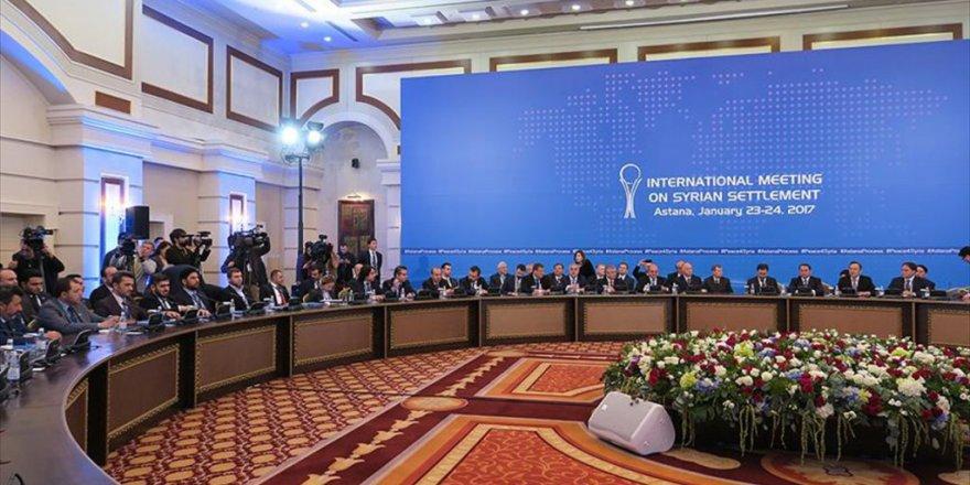 Astana Görüşmelerinde İkinci Gün
