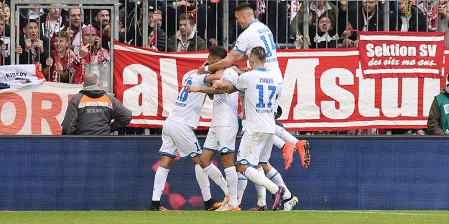 Hoffenheim'ın futbol liglerinde Bileği Bükülmüyor