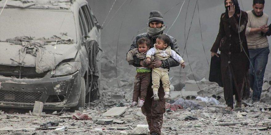Suriye'de Rejimin Ateşkes İhlalleri Devam Ediyor