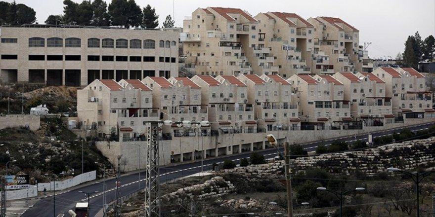 AB ülkelerinden İsrail'in yeni yerleşim yeri kararına sert tepki