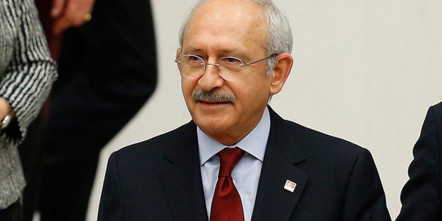 Kılıçdaroğlu'ndan Mehmet Türker İçin Taziye Mesajı