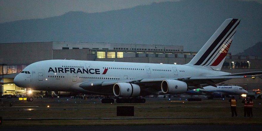 Fransız Havayolu Şirketinden skandal!