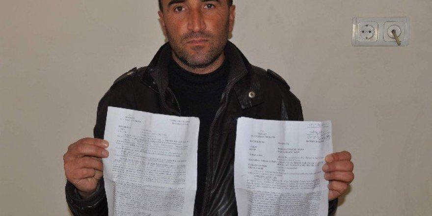 Yozgat'ta Salep Soğanı Toplayan Köylüye 40 Bin 913 Lira Ceza