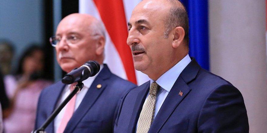 Bakan Çavuşoğlu: ''FETÖ'den Her Yerde Hesap Sormaya Devam Edeceğiz''