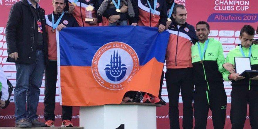 İstanbul Büyükşehir, 54. Avrupa Kulüpler Kros Şampiyonu Oldu