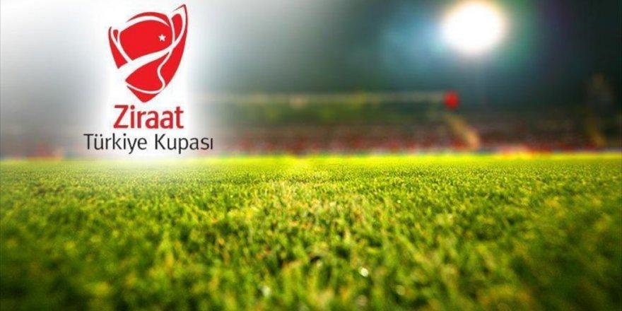Ziraat Türkiye Kupası'nda Görünüm. Kura Çekimi 7 Şubat'ta