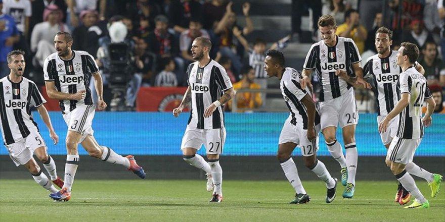İtalya Derbisinde Gülen Taraf Juventus