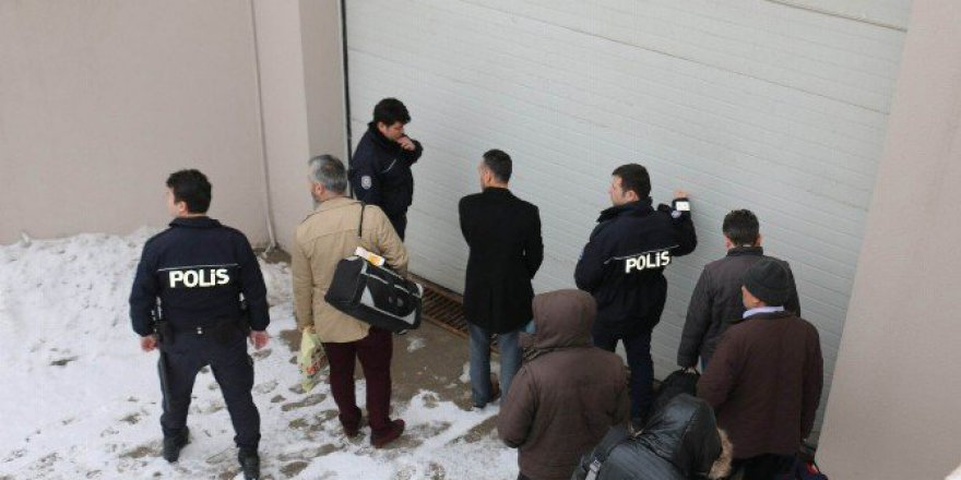 Sivas'ta FETÖ/PDY'den 6 Polis Daha Tutuklandı