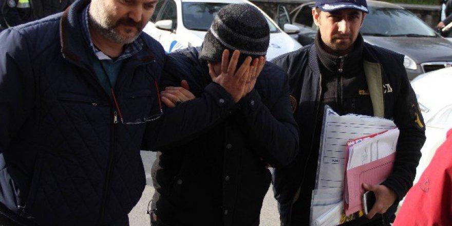 Samsun'da 28 Polise Bylock Gözaltısı