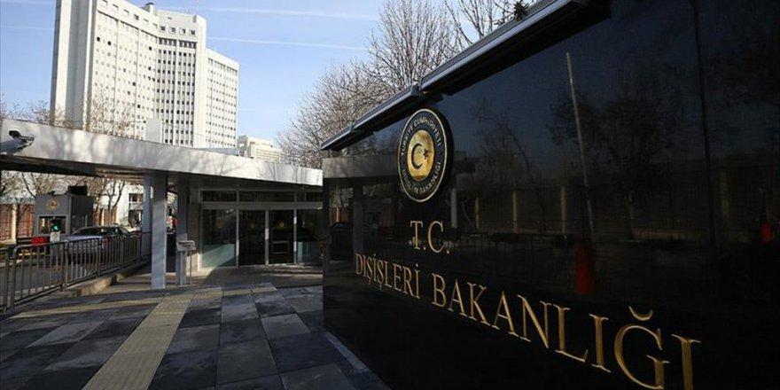 Dışişleri Kabil'deki İntihar Saldırısını Kınadı