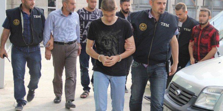 Samsun'da DEAŞ'tan Tutuklanan Iraklı Baba ve 3 Oğlu Hakim Karşısına Çıktı