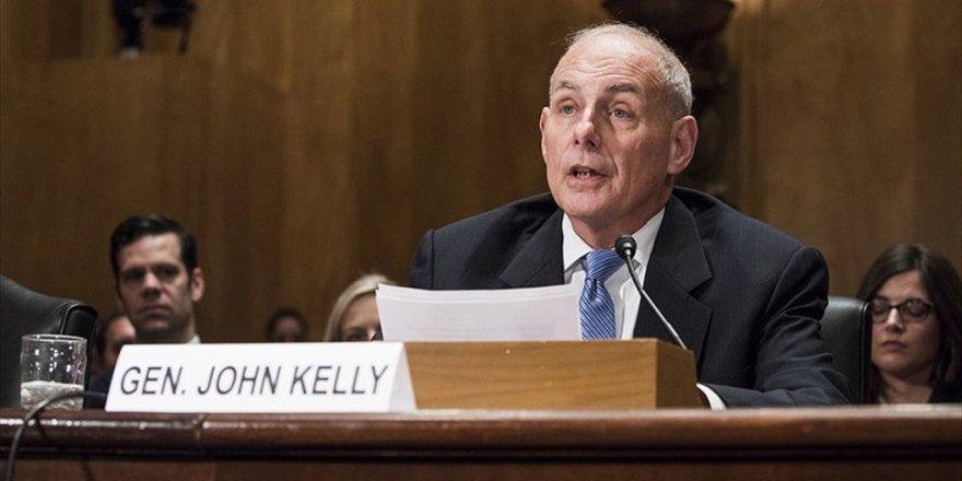 ABD İç Güvenlik Bakanı John Kelly: ''Vize Yasağının Uygulanmasını Bir Süre Ertelemeliydim''