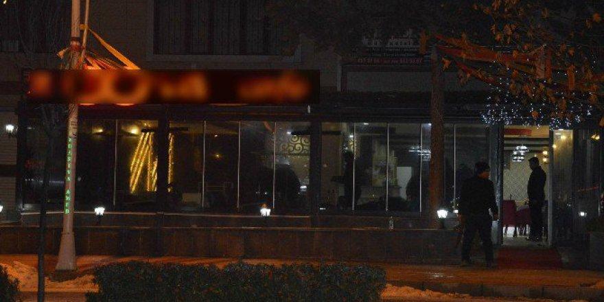 Diyarbakır, Kayapınar İlçesinde Kafede Silahlı Kavga: 5 Yaralı