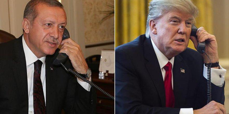 Erdoğan'dan Trump'a: Pyd/ypg Uyarısı