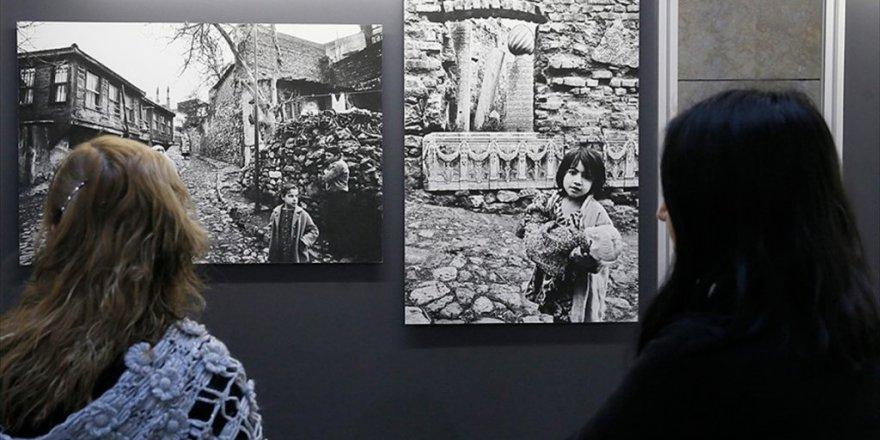 İstanbul'da Ara Güler'in Fotoğraf Sergisi Açıldı