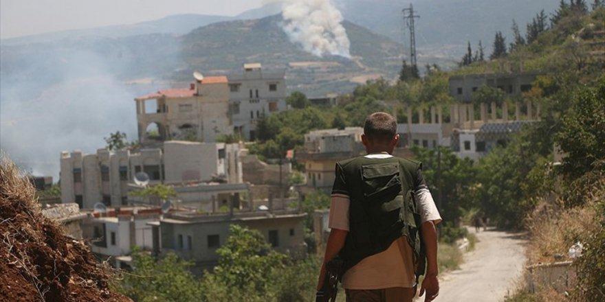 Muhalifler, Cebal Ekrad'daki Reşa Tepesinde Kontrolü Sağladı