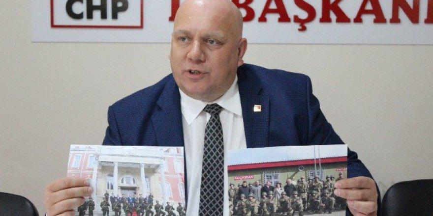 Chp Edirne İl Başkanı Fevzi Pekcanlı iddialara açıklık getirdi!