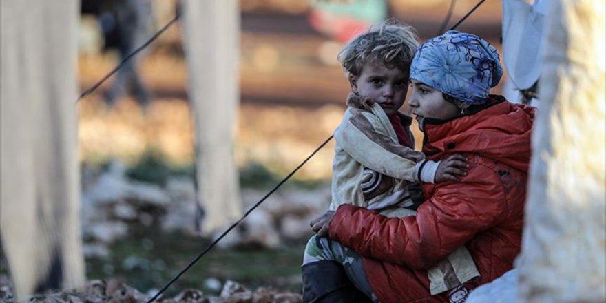 Valide İnsani Yardım Derneği'nden Suriye'deki Dul ve Yetimlere İnsani Yardım