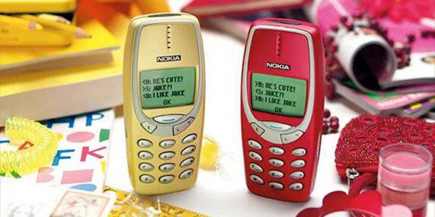 Nokia 3310 Modeli Geri Dönüyor